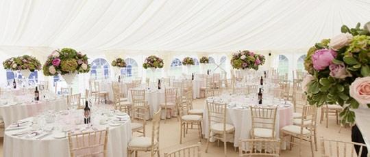 Marquee Hire Dorset • Wedding Marquees in Dorset