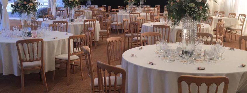 Natural Cheltenham chairs