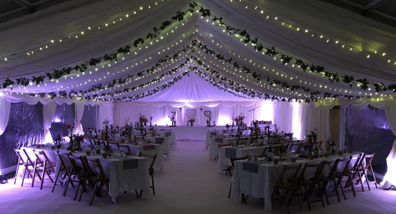 Marquee Hire in Watford: Abbey Marquee Hire