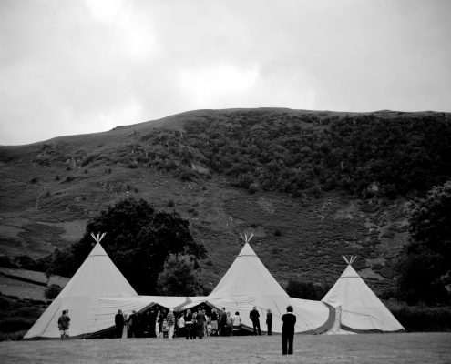 Giant Tipi Marquees for Hire • The Marquee Hire Company